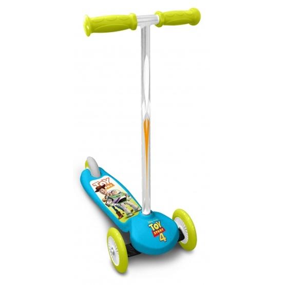 Disney - Sparkcykel - Toy Story 3-Wiel Junior Fotbroms Ljusblå