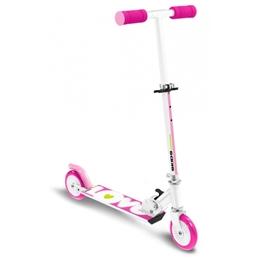Skids Control - Sparkcykel - Vouwstep Love Fotbroms Rosa