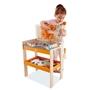 Hape - Wooden Workbench Deluxe Scientific 79-Piece