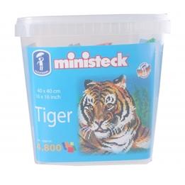Ministeck - Pyssel Tiger 4800 Delar