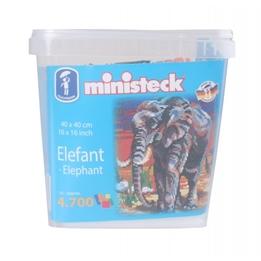 Ministeck - Elephant 4700-Piece
