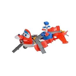 Super Wings - Jett' S Take-Off Tower Röd