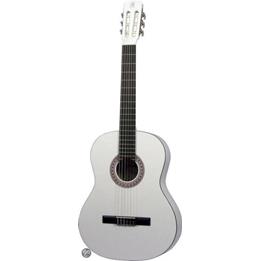 Gomez - Gitarr 001 Vit 4/4