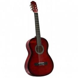 Gomez - Gitarr Classic 001 WineRöd Lime Wood Size 4/4