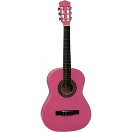 Gomez - Gitarr Classic6 Strings 87 Cm Rosa