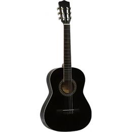Gomez - Gitarr Classic 6 Strings 93 Cm Svart