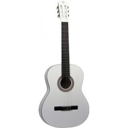 Gomez - Gitarr Classic 6 Strings 93 Cm Vit