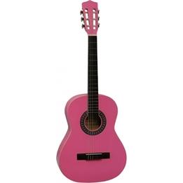 Gomez - Gitarr Classic 6 Strings 93 Cm Rosa