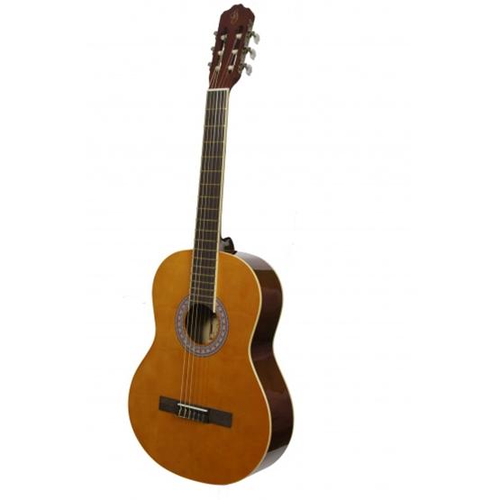 Gomez - Gitarr Classic6 Strings Junior 93 Cm Brun