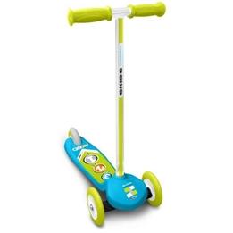 Skids Control - Sparkcykel - Blå/Grön