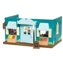 Lil Woodzeez - Affär Supermarket 92 Delar