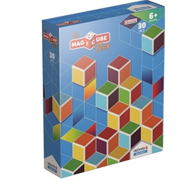 Geomag - Education Magicubebox 30-Piece Mångfärgad