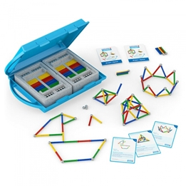 Geomag - Education Set Shape And Space 164-Piece
