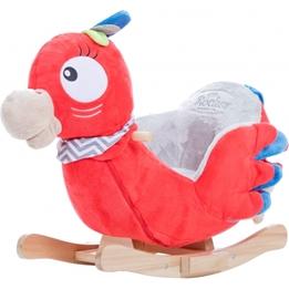 Gerardos Toys - Gungdjur Little Rockerbird Röd