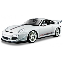Bburago - Scale Model 1Porsche 911 Gt3 Rs 4.0 2012:18 Vit