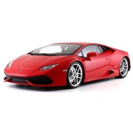 Bburago - Scale Model Lamborghini Huracan2014 1:18 Röd