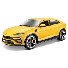 Bburago - Bil Modellbil (2018 Lamborghini Urus) 1:18 Gul