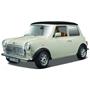 Bburago - Scale Model Mini Cooper1969 1:16 Beige