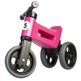 Funny Wheels - Balanscykel - Rider Sport Cool Junior Rosa