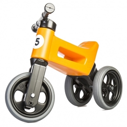 Funny Wheels - Balanscykel - Rider Sport Cool Junior Orange