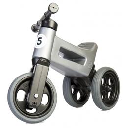 Funny Wheels - Balanscykel - Rider Sport Cool Junior Grå