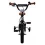 Amigo - BMX Cykel - Bmx Fun 12 Tum Matte Svart
