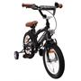 Amigo - BMX Cykel - Bmx Fun 14 Tum Matte Svart