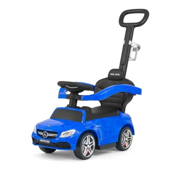 Milly Mally - Sparkbil Mercedes-Amg C63Junior Blå