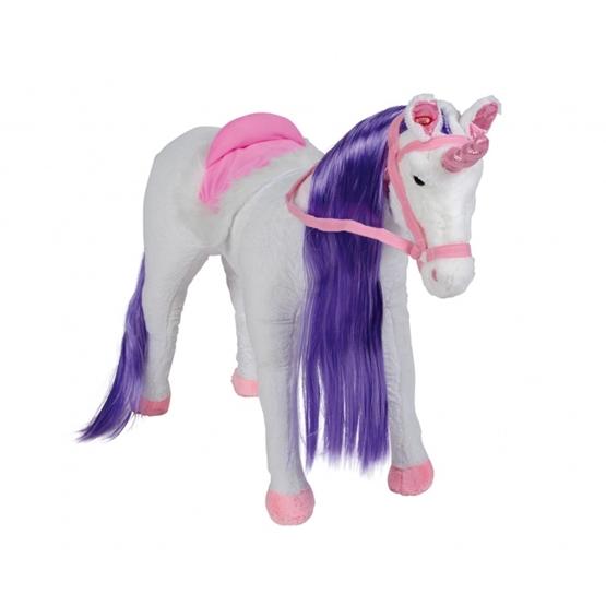 Happy People - Unicorn With Sound 81X59 Cm