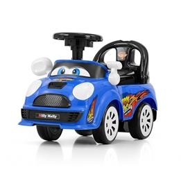 Milly Mally - Sparkbil Joy Runner Junior Blå