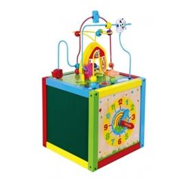 Viga Toys - Aktivitetskub