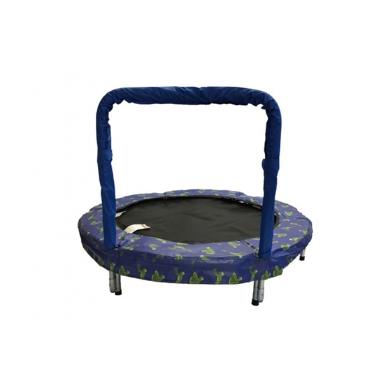 Jumpking - Studsmatta - Mini Bouncerfrog 121 Cm Blå