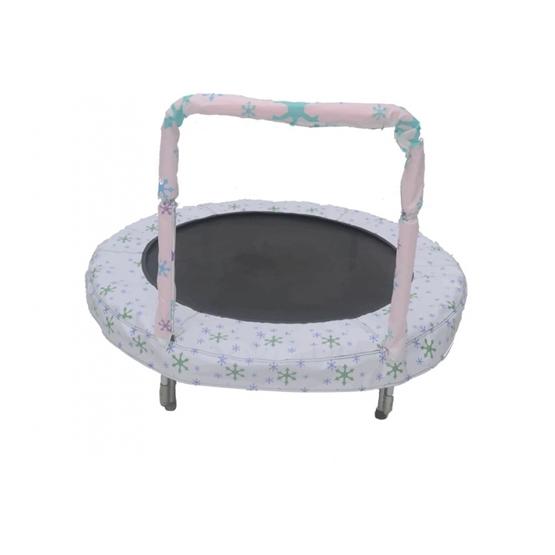 Jumpking - Studsmatta - Mini Bouncersnow 121 Cm Vit