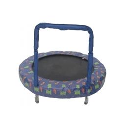 Jumpking - Studsmatta - Mini Bouncerspace 121 Cm Blå