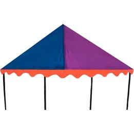 Jumpking - Studsmatta - Tält Canopy Circus