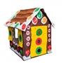 Bazoongi Kids - Play Tent Gingerbread House 60 X 37 X 17 Cm