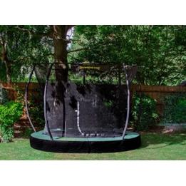 Jumpking - Studsmatta - 4 Inground Deluxe ,27 Meter