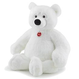 Trudi - Teddybjörn Vit 83 Cm