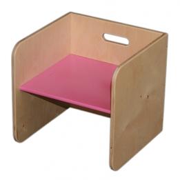 Van Dijk Toys - Stol 32 Cm Rosa