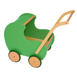 Van Dijk Toys - Dockvagn Retro 50 Cm Grön