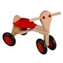 Van Dijk Toys - Balanscykel - Loopfiets Berken Junior Röd
