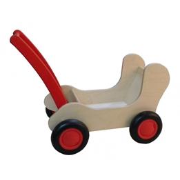 Van Dijk Toys - Dockvagn Combi 56 Cm Röd