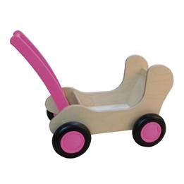 Van Dijk Toys - Dockvagn Combi 56 Cm Rosa