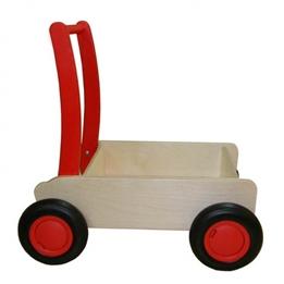 Van Dijk Toys - Gåvagn Röd