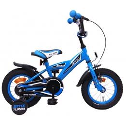 Amigo - BMX Cykel - Bmx Turbo 12 Tum Blå