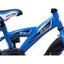 Amigo - BMX Cykel - Bmx Turbo 14 Tum Blå