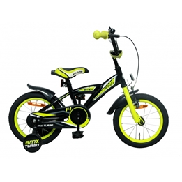 Amigo - BMX Cykel - Bmx Turbo 14 Tum Svart