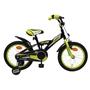 Amigo - BMX Cykel - Bmx Turbo 16 Tum Svart