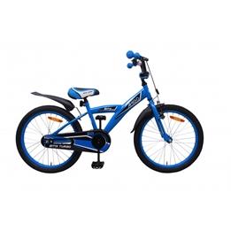 Amigo - BMX Cykel - Bmx Turbo 20 Tum Blå