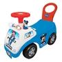 Kiddieland - Gåbil Mickey Ride On Police Boys Blå